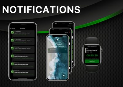 App Notifications | Yacht Manager App