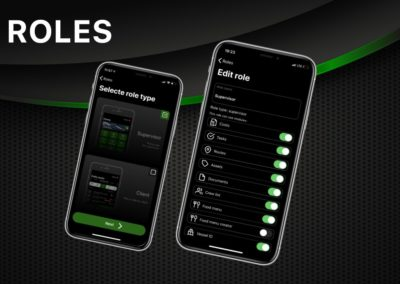 Roles | Yacht Manager App